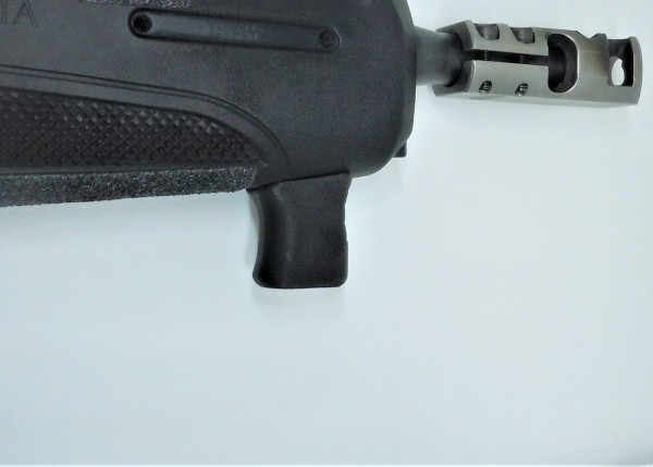 Hand Stop, Barricade Stop -- Beretta CX4 Storm